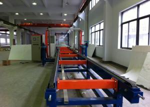 China Construction Block EPS Cutting Machine For Sheet , High Precision Cutting Machine on sale