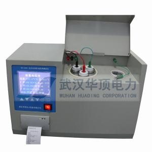 China HD5600 automatic insulating oil volume resistivity tester on sale