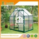 Low Cost Agriculture Green Color Walk in Growhouse Kits - 147x216x220cm