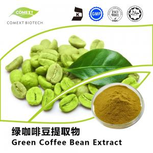 Comext Supply Green Coffee Bean Extract 50 Chlorogenic Acid