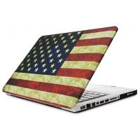 MacBook air/pro/retina water decal PC protective case cover ---Flag of USA