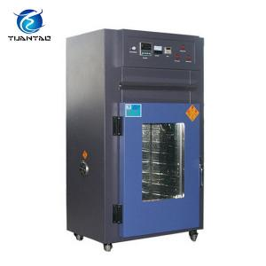 China Single Door Powder Coating Industrial Heating Oven , Modern Heating And Drying Ovens on sale