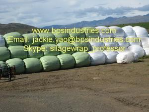 China Silage stretch wrap for square bale on sale