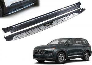 China OE Sport Style Side Step Running Boards for Hyundai All New Santafe 2019 IX45 on sale