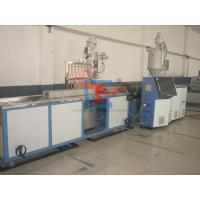 Pvc & Calcium Ceiling Profile Extrusion Line Manufacturing Machine
