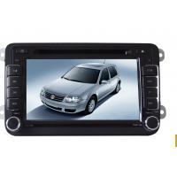 Bluetooth 7 Inch Volkswagen Navigation System Two Din For Volkswagen Jetta 2012