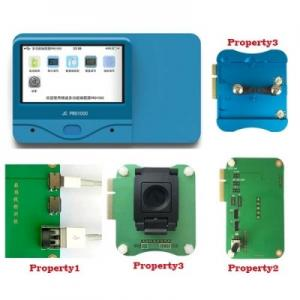 China JC Pro1000 Baseband Chip Programmer Battery Tester Data Cable Detection For Iphone on sale