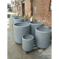 Factory sales high strength waterproof durable outdoor stackable planters
