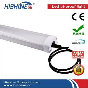 China Workshop Tri-Proof LED Tube Light  Waterproof 50000 Hrs Lifetime on sale