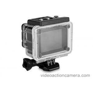 China Ultra HD 4k Waterproof Action Camera With 170d Lens , Remote Wifi Camera on sale