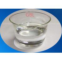 Organic Solvents Sex Enhancing Drugs CAS 96-48-0 γ Butyrolactone GBL Clear Colorless Liquid