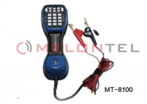 China TS52 Pro Telephone Test Set with LCD , Lineman butt testing set on sale