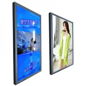 China Full HD touch screen Wall mounted LCD AD Player Wireless Remote Control on sale