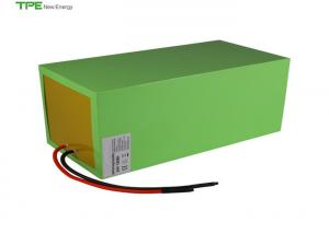 China EV / E - Wheelchair LiFePO4 Rechargeable Battery 24V 120Ah 403*210*200mm on sale