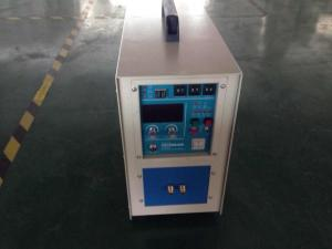 China 15KW Single Phase High Frequency Induction Heating Equipment on sale