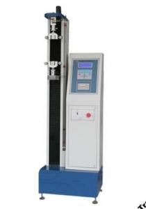China Microcomputer Economical material tensile testing machine on sale