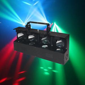 China Quad Scan 4 LED Scanner Disco Light on sale