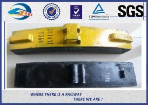 China Train And Wagon Heavy Duty Railway Brake Blocks cast irom brake shoe on sale