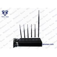 6 Antenna Handheld Signal Jammer 15 Watts Output Power 40 Meters Range