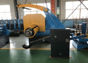 China Carbon Steel Machine Automatic High Precision Steel Coil Slitting Line Machine With High Speed Max 120m/min on sale