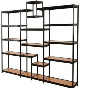 China Modern Metal Shoe Store Display Shelves For Women's / Children' s Shoes on sale