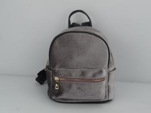 China Vintage japanese style corduroy mini mobile phone shoulder bag 2017 new design black set bags,backpack, wallet,card bag on sale