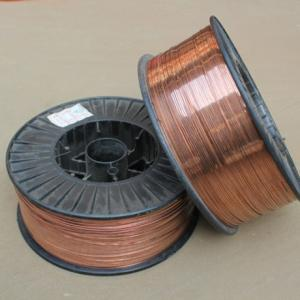 China 1.8x0.7mm Copper Stitching Wire , Stong Corrosion Resistance Galvanized Flat Wire on sale