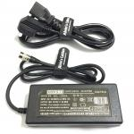 Alvin's Cables 4 Pin Male Hirose to 12V 3A Power Adapter for Sound Devices ZAXCOM Sony