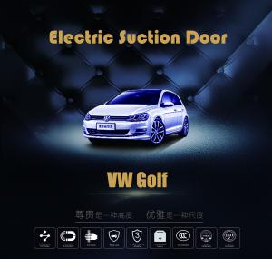 China VW GOLF Slam - Stop Car Parts And Accessories Electric Sucker Door Without Noise For VW GOLF on sale