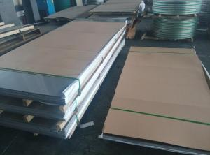 China 2B Finished Cold Rolled Steel Sheet With Paper 2B Surface 317L Ss Sheet on sale
