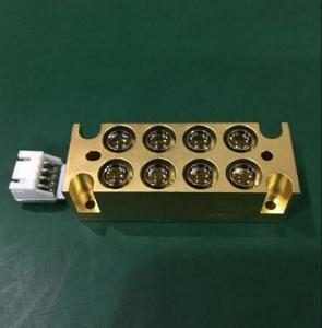 China Nichia Blue laser module 450nm 8 * 3.75W projection laser module MUBM05- BANK  with PCB on sale