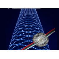 China UV Proof 12v 20mm LED Point Light Source, Mini Addressable Rgb Led Christmas Lights on sale