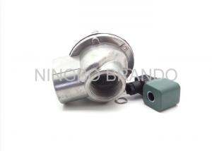 China Aluminum Solenoid Pneumatic Pulse Valve Over One Million Times Diaphragm Life on sale