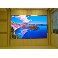 Full LED Wall Display Screen, P6 Advertising Display BoardHigh Refresh Rate