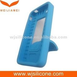 China Standable Silicone Protective Case for Iphone 4 on sale