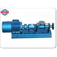 Waste Oil Recovery Rotary Screw Pump Progressive Cavity Screw Pump