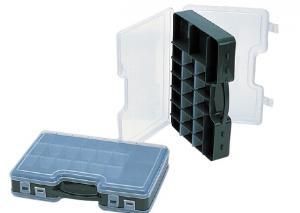 China Portable Pseudo-bait Box/Fishing Tool Box/Memancing kotak  295*210*65mm material PP Model no. XYZ308 on sale