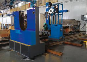 China Automatic Welding Machine Circumferential Seam TIG Welding Station for Header on sale