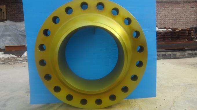 CuNi 90/10 C70600 DIN STANDARD 1 1/4 INCH OD38 Inner Forged Steel Flanges DN32 PN16
