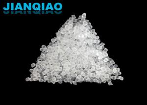 China Engineering Plastic Filler Pellets White Or Light Yellow High MFI Resistance To Stress Cracking on sale