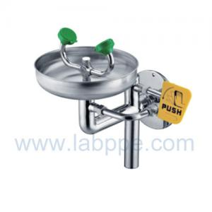 Quality SH359C-Wall mounted eye wash,SS304 for sale