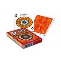China Cartes de jeu marquées par zodiaque de bicyclette de style chinois pour jouer l'index régulier on sale