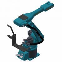 Advanced Industrial Robotic Arm , Mini Robot Arm For Partners