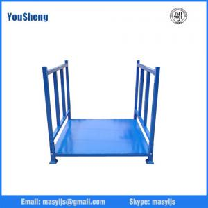 China High Quality Steel Warehouse Stacking 5 Tire Shelving, stacking rack, foldable tire shelving on sale