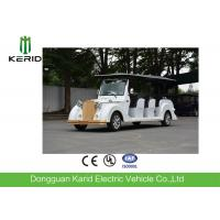 Fiberglass Material 8 Passenger Electric Vintage Cars for Hotel Reception