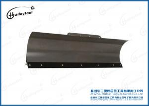 China High Performance Cemented Carbide Snow Plow Blade For Wheel Loader on sale