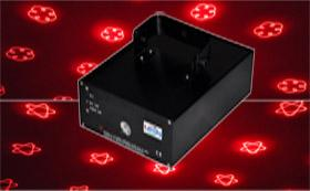 China 500mW 650nm Wavelength Red Laser Stars Projector L630R on sale