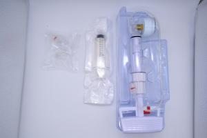 China Medical Disposable Inflation Device Spiral Design Ensures Precise Pressure wholesale