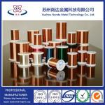 Enameled Copper Clad Aluminum Wire for magnet wire, QA/Uew/Polyurethane