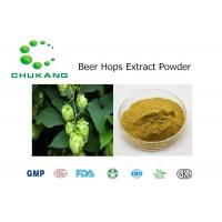 Beer Hops ExtractHumulus lupulus Plant Extract Powder CAS 8060 28 4